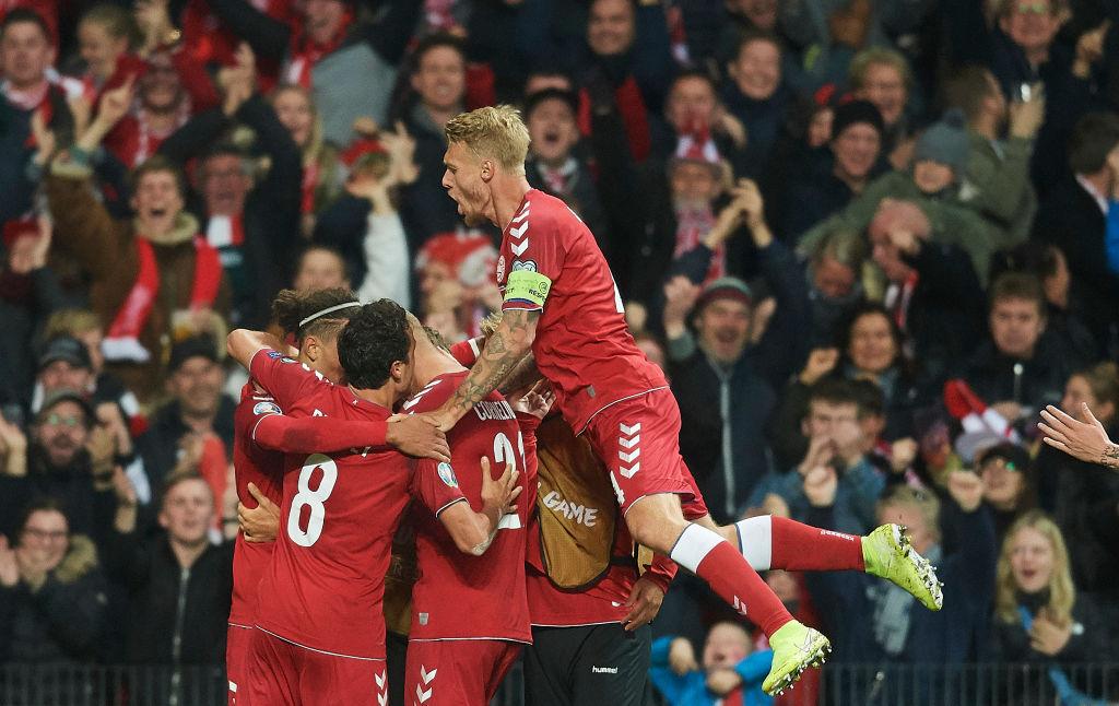 Denmark vs Switzerland - UEFA EURO 2020 Qual. Group D