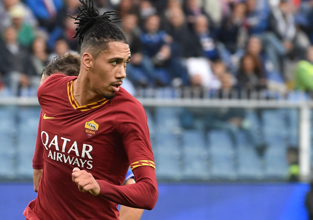 Chris Smalling, Roma
