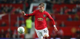 Brandon Williams, Manchester United