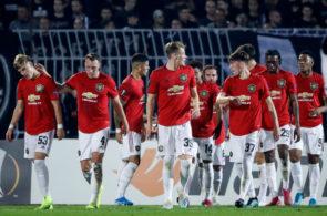 Partizan Belgrade v Manchester United: Group L - UEFA Europa League