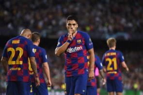 Luis Suarez, FC Barcelona