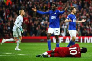 Sadio Mané, Liverpool FC