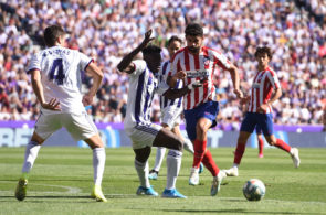 Atletico Madrid, Real Valladolid