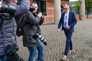 Paul Gascoigne Appears In Court On Sexual Assault Charges
