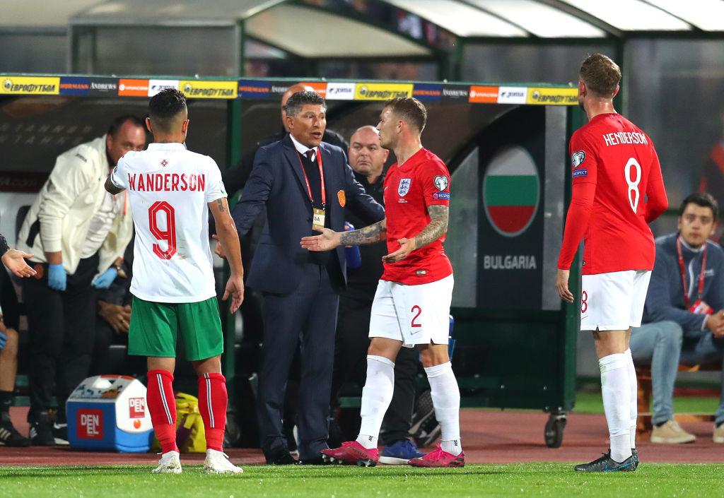 Bulgarien og England