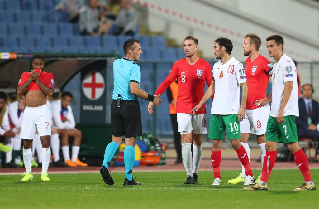 Bulgarien - England