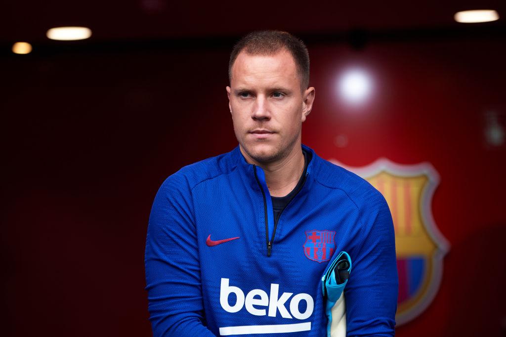 FC Barcelona, Marc-André ter Stegen