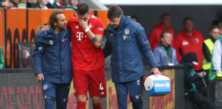 NIklas Süle, Bayern München