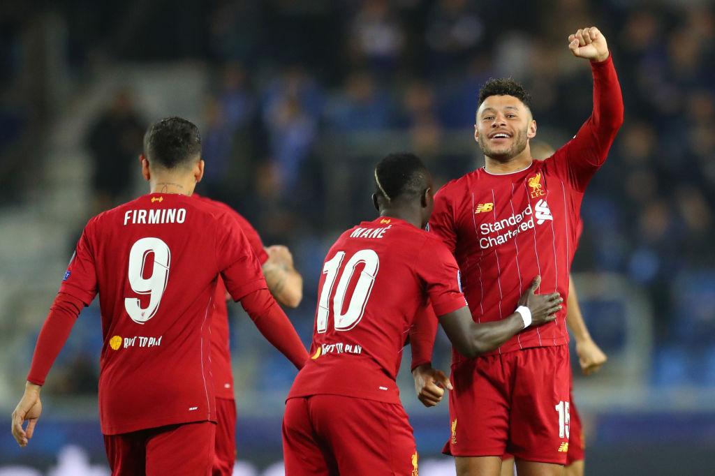 Alex Oxlade-Chamberlain, Liverpool FC