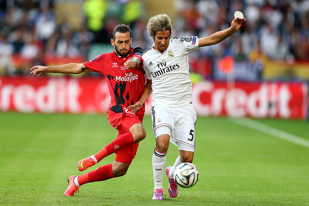 Fabio Coentrao, Real Madrid