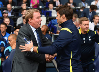Harry Redknapp, Mauricio Pochettino