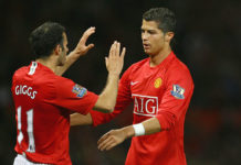 Ryan Giggs, Cristiano Ronaldo