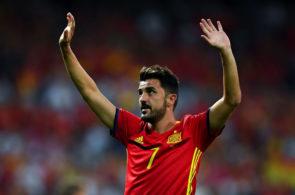 David Villa, Spanien