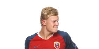 Erling Braut Håland, RB Salzburg