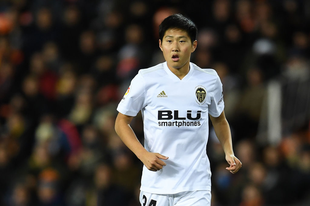Kang-in Lee for Valencia