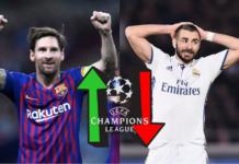 Messi Benzema