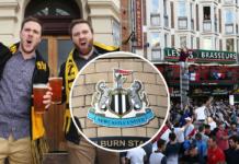 Pub England Newcastle