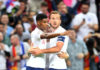 Rashford og Kane for England
