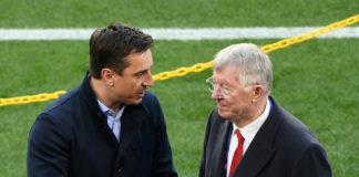 Gary Neville, Sir Alex Ferguson