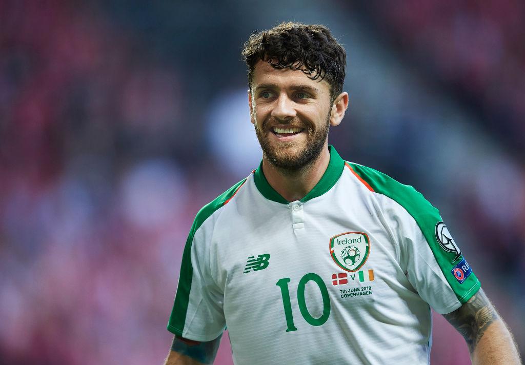 Robbie Brady, Irland