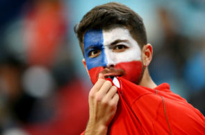 Chile v Peru: Semi Final - Copa America Brazil 2019