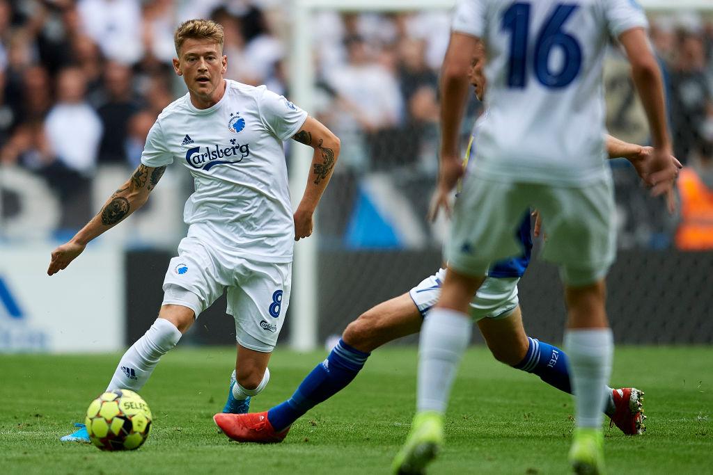 Nicolaj Thomsen, FC København