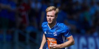 Gustav Marcussen, Lyngby BK