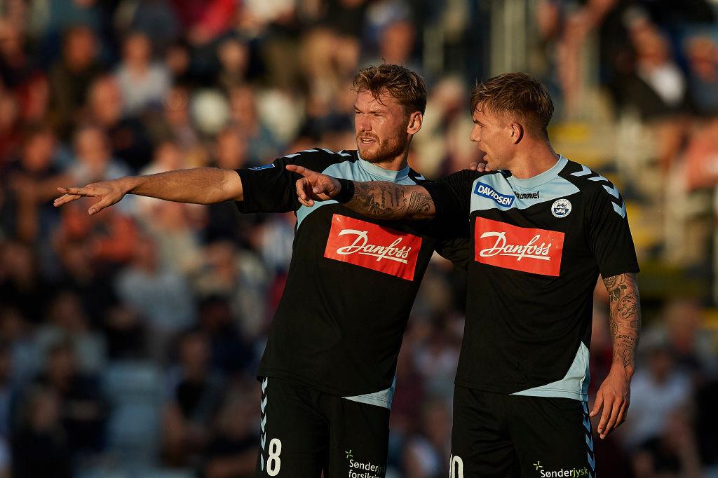OB Odense vs Sonderjyske - Danish 3F Superliga