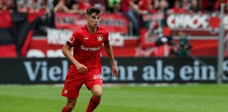 Kai Havertz, Bayer Leverkusen