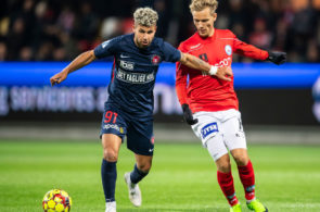 Silkeborg IF vs FC Midtjylland - Danish 3F Superliga