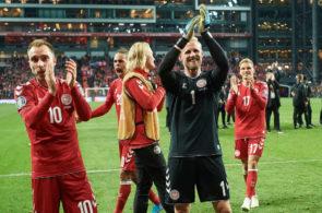Christian Eriksen, Kasper Schmeichel
