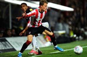Mathias Jensen, Brentford