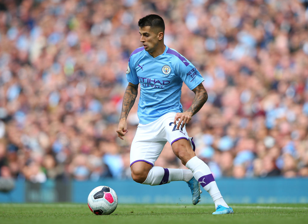 Joao Cancelo, Manchester City