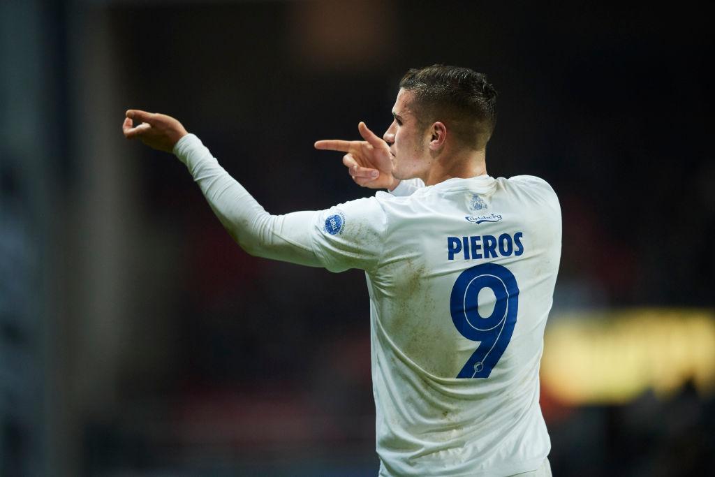 Pieros Sotiriou, FC København