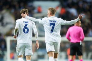 FC Copenhagen s Dynamo Kyiv - UEFA Europa League