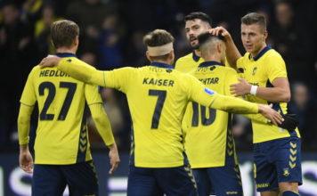 Brondby IF vs Esbjerg fB - Danish 3F Superliga image