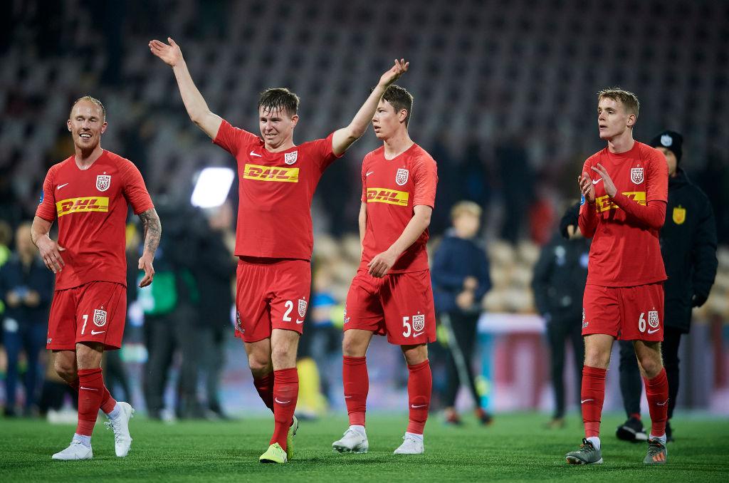 Mads Døhr Thychosen, FC Nordsjælland