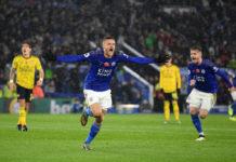 Jamie Vardy, Leicester