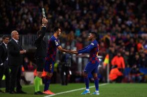 Nelson Semedo, FC Barcelona
