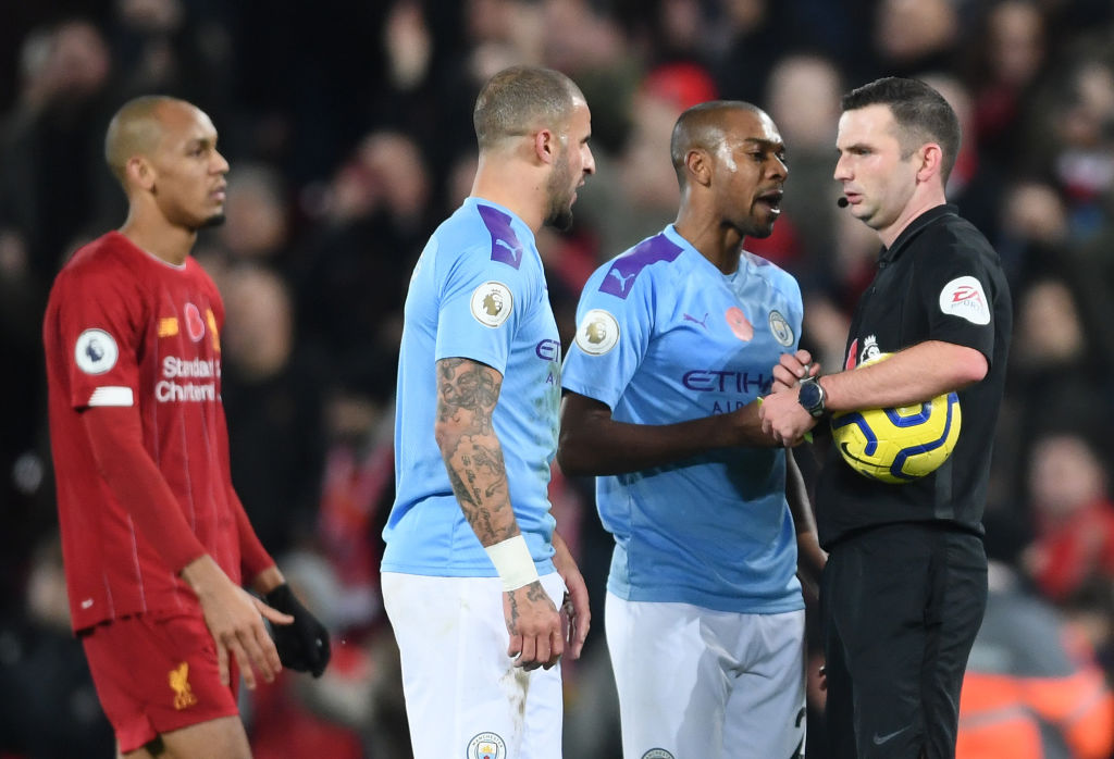 Manchester City, Liverpool FC
