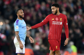 Raheem Sterling, Joe Gomez