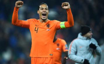 Northern Ireland v Netherlands - UEFA Euro 2020 Qualifier image