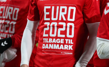 Republic of Ireland v Denmark - UEFA Euro 2020 Qualifier image