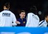 Edinson Cavani, Lionel Messi