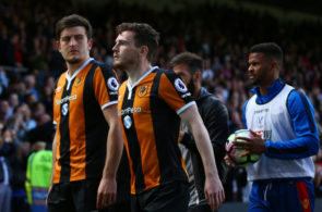 Andy Robertson, Harry Maguire