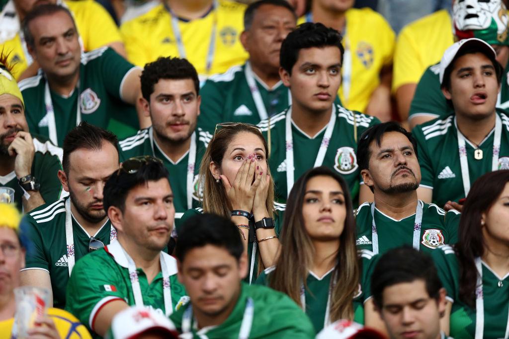 Mexico fans