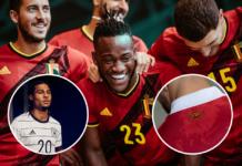 Belgien Tyskland Rusland EM 2020 trøje