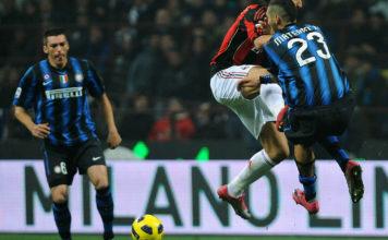 FC Internazionale Milano v AC Milan - Serie A image