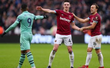 West Ham United v Arsenal FC - Premier League image