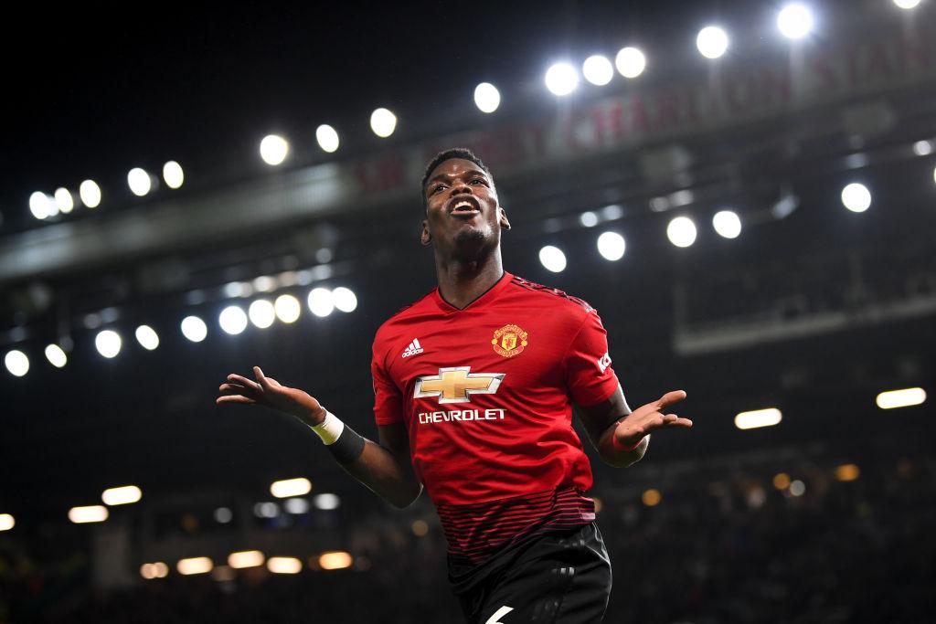 Paul Pogba, Manchester United